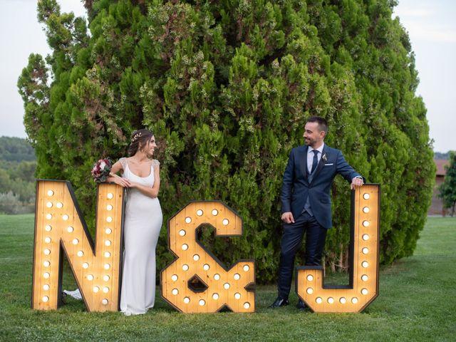 La boda de Javier y Núria en Bigues, Barcelona 16