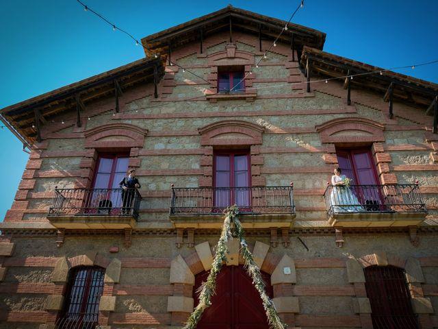 La boda de Pol y Sara en Sant Cugat Del Valles, Barcelona 9