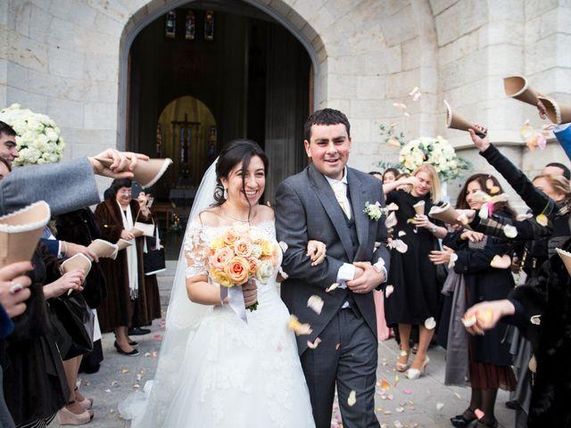 La boda de Anna y Rem