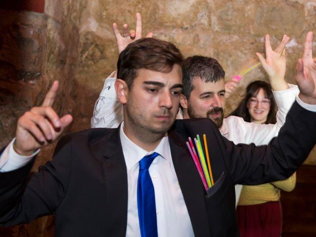 La boda de Adrián y Margarita en Uceda, Guadalajara 1