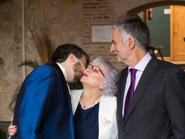 La boda de Adrián y Margarita en Uceda, Guadalajara 8