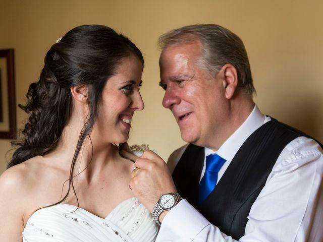 La boda de Adrián y Margarita en Uceda, Guadalajara 14