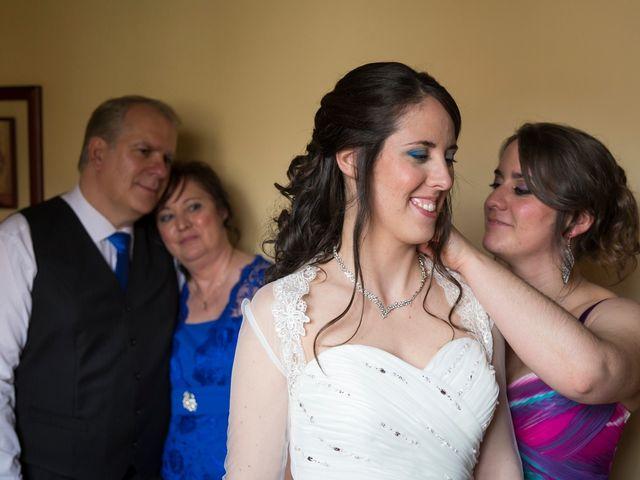 La boda de Adrián y Margarita en Uceda, Guadalajara 16