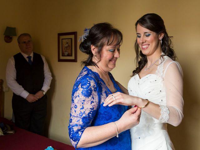 La boda de Adrián y Margarita en Uceda, Guadalajara 17