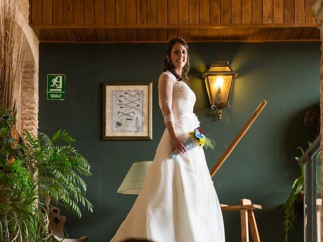 La boda de Adrián y Margarita en Uceda, Guadalajara 19