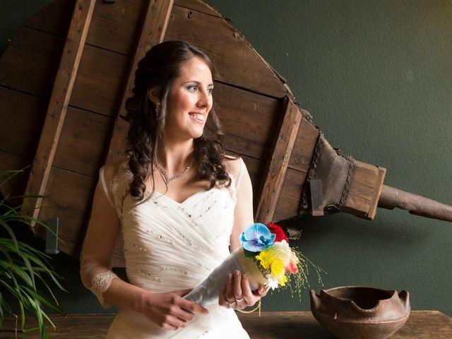 La boda de Adrián y Margarita en Uceda, Guadalajara 20