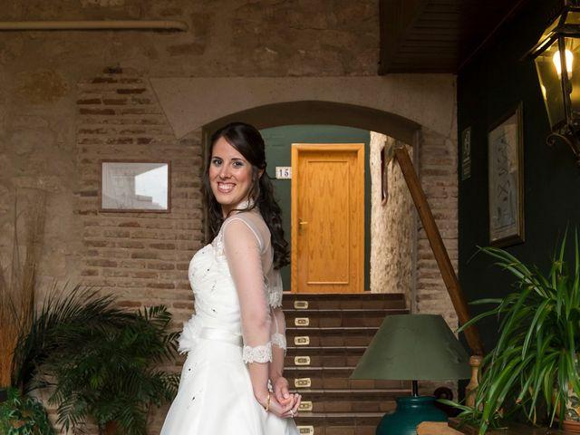 La boda de Adrián y Margarita en Uceda, Guadalajara 21