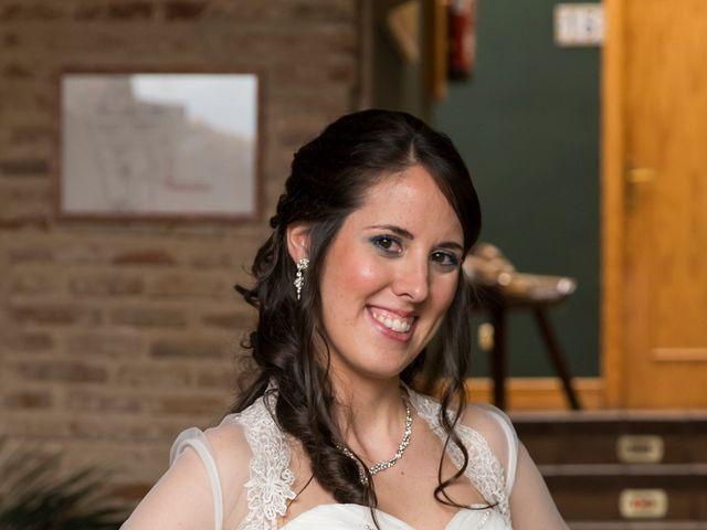 La boda de Adrián y Margarita en Uceda, Guadalajara 23