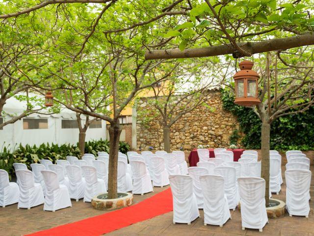 La boda de Adrián y Margarita en Uceda, Guadalajara 30