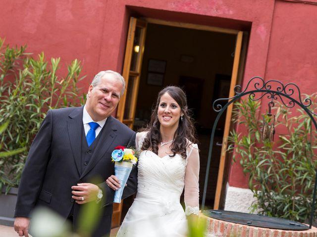 La boda de Adrián y Margarita en Uceda, Guadalajara 32
