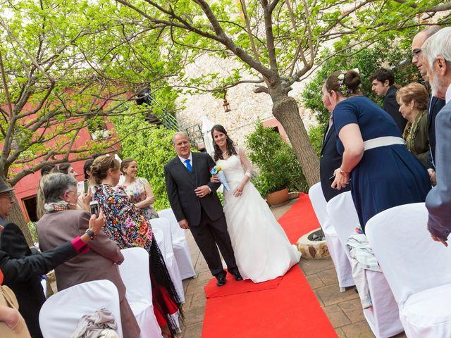 La boda de Adrián y Margarita en Uceda, Guadalajara 33
