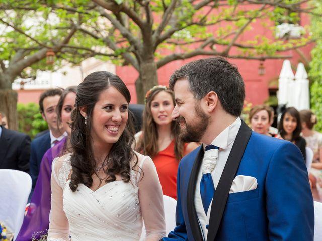La boda de Adrián y Margarita en Uceda, Guadalajara 34