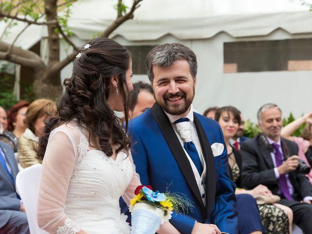 La boda de Adrián y Margarita en Uceda, Guadalajara 36