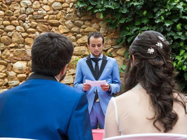 La boda de Adrián y Margarita en Uceda, Guadalajara 37