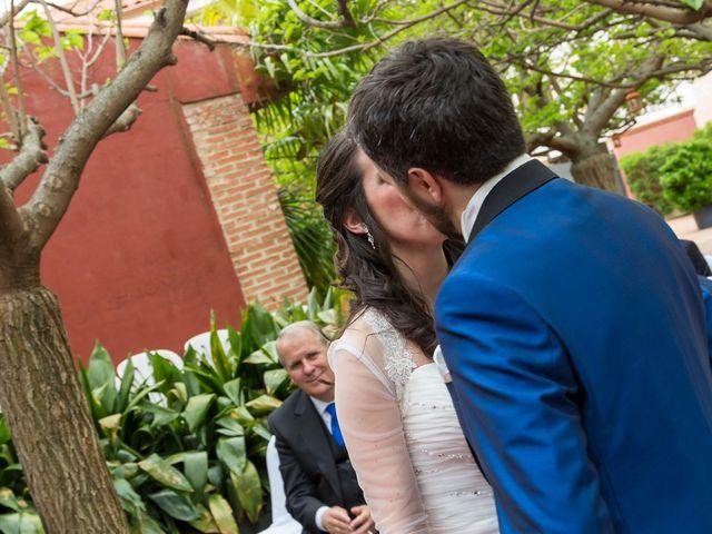 La boda de Adrián y Margarita en Uceda, Guadalajara 39