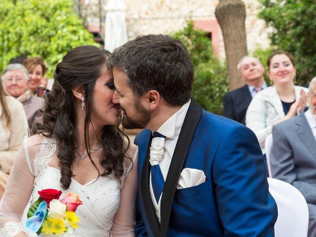 La boda de Adrián y Margarita en Uceda, Guadalajara 40