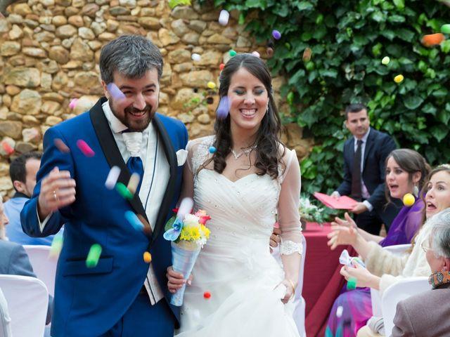 La boda de Adrián y Margarita en Uceda, Guadalajara 41