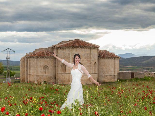 La boda de Adrián y Margarita en Uceda, Guadalajara 44