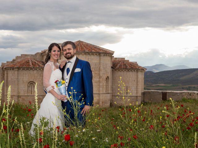 La boda de Adrián y Margarita en Uceda, Guadalajara 46