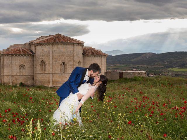 La boda de Adrián y Margarita en Uceda, Guadalajara 50