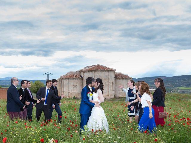 La boda de Adrián y Margarita en Uceda, Guadalajara 52