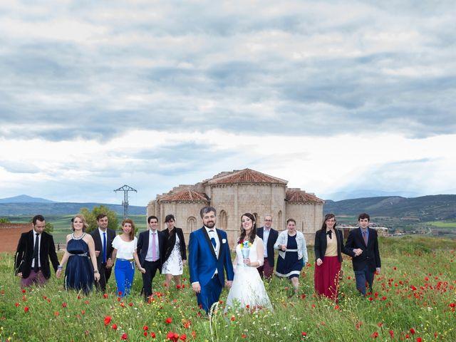 La boda de Adrián y Margarita en Uceda, Guadalajara 53