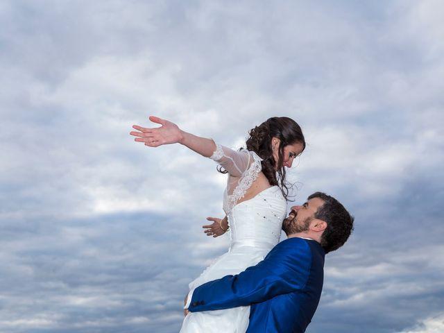 La boda de Adrián y Margarita en Uceda, Guadalajara 57