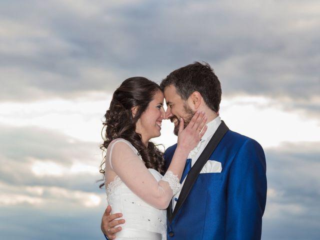 La boda de Adrián y Margarita en Uceda, Guadalajara 59