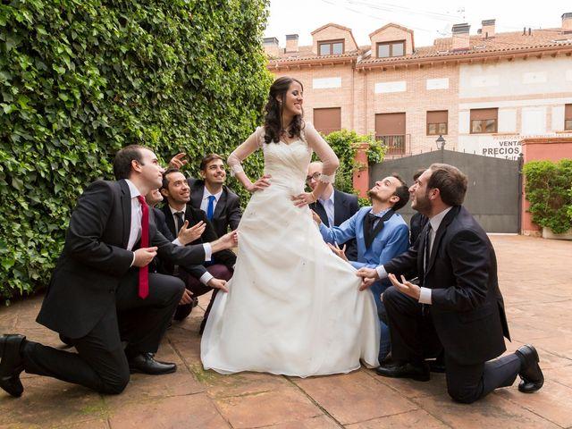 La boda de Adrián y Margarita en Uceda, Guadalajara 63