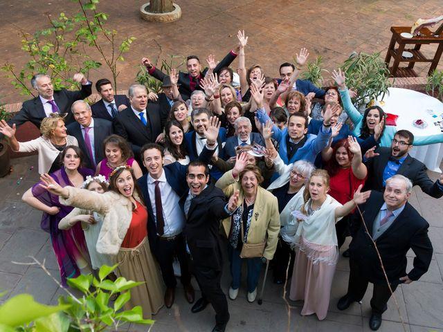 La boda de Adrián y Margarita en Uceda, Guadalajara 67