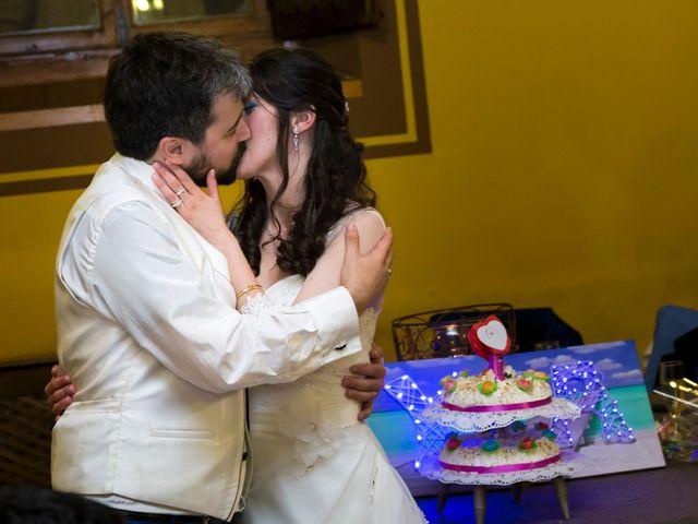 La boda de Adrián y Margarita en Uceda, Guadalajara 73