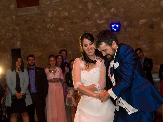 La boda de Adrián y Margarita en Uceda, Guadalajara 77