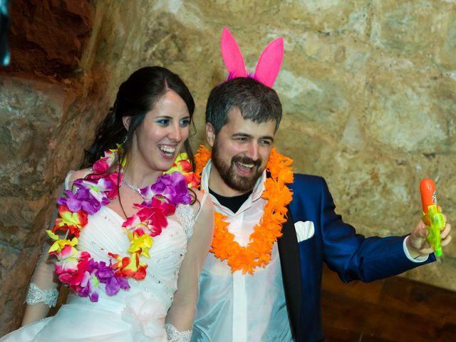 La boda de Adrián y Margarita en Uceda, Guadalajara 79