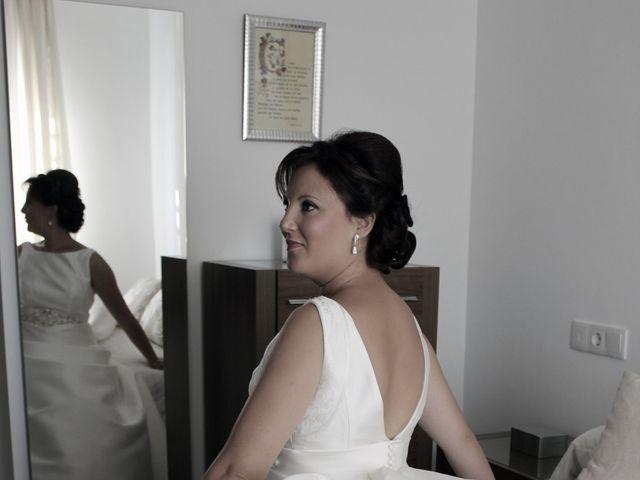 La boda de Manolo y Puri en La Carlota, Córdoba 7