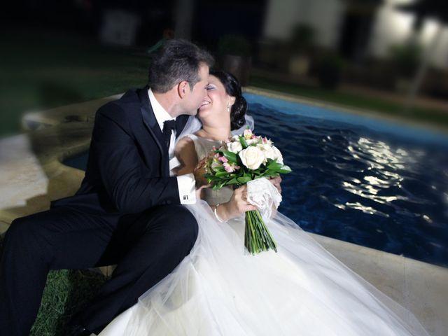 La boda de Puri y Manolo
