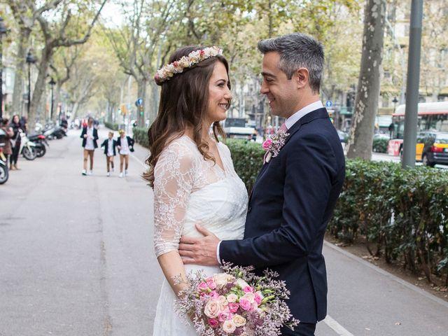 La boda de Marina y Rafa