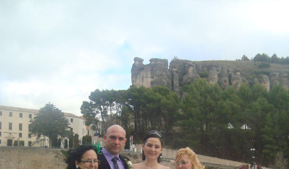 La boda de Miriam y Gabriel en Cuenca, Cuenca