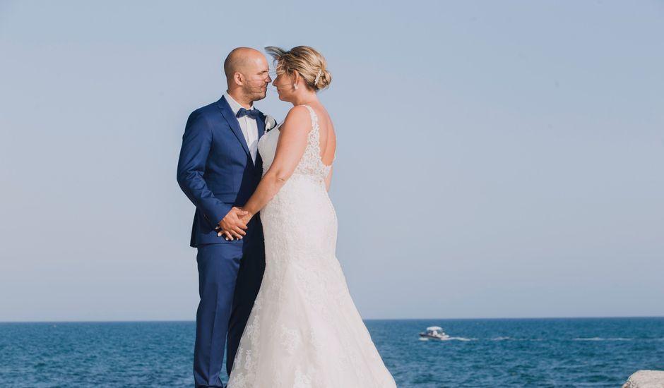 La boda de Charline  y Sebastian  en Benalmadena Costa, Málaga