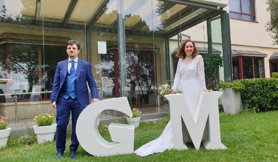 La boda de Gonzalo y Marta en Monzon De Campos, Palencia