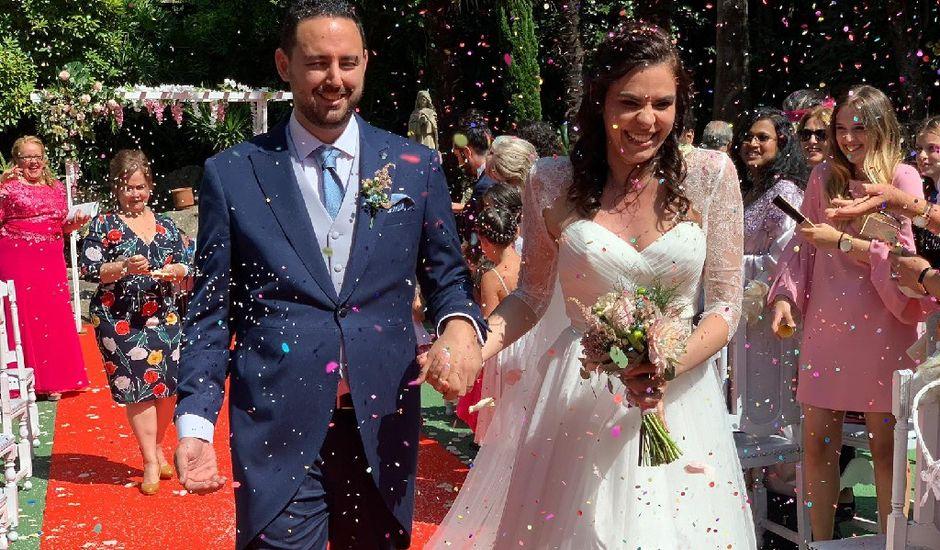 La boda de Gines  y Magela en O Porriño, Pontevedra