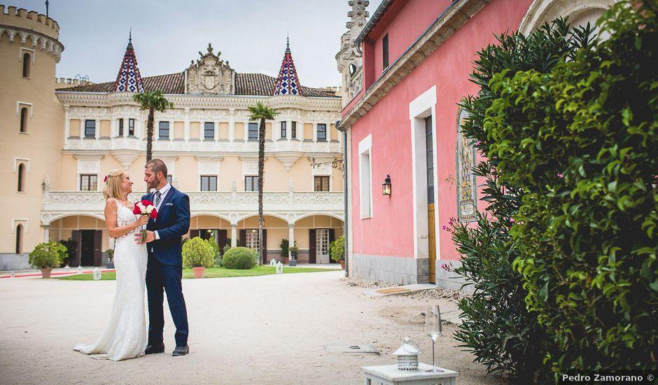 La boda de David y Raquel en Soto De Viñuelas, Madrid