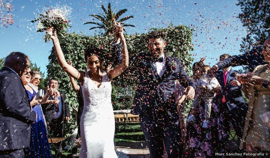 La boda de Cristian y Cristina en Banyeres Del Penedes, Tarragona