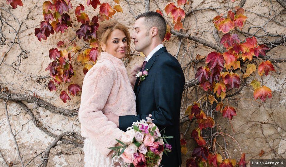 La boda de Toni y Míriam en Sant Jaume Dels Domenys, Tarragona