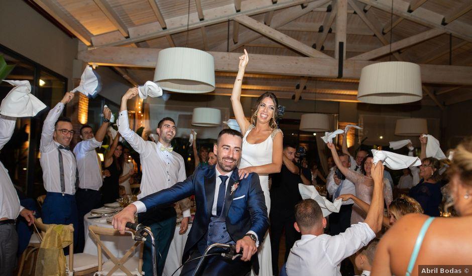 La boda de Javier y Núria en Bigues, Barcelona