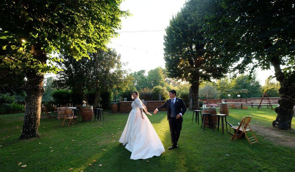 La boda de Pol y Sara en Sant Cugat Del Valles, Barcelona