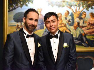 La boda de Wladimir y David