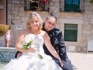 La boda de Iván y Conchi