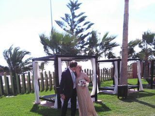 La boda de Cristóbal y Elvira