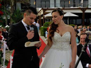 La boda de Miriam y Héctor