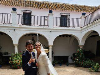 La boda de Miguel y Esperanza
